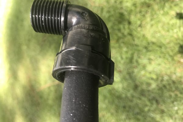 Push-To-Connect Fitting
